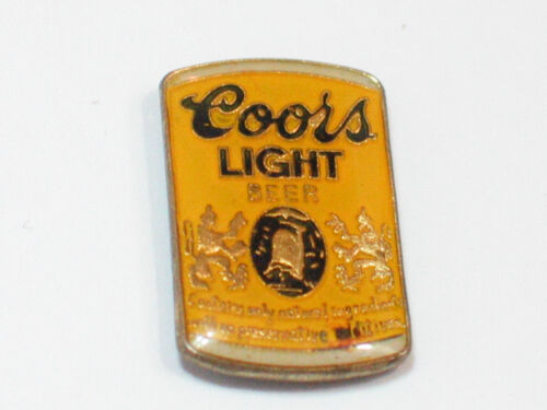 Coors Light Beer - Vintage Coors Can Beer Pin