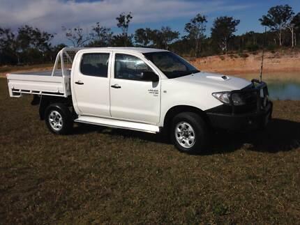 Toyota Hilux Dual Cab Ute Brisbane City Brisbane North West Preview