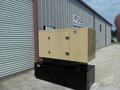 21 kw Diesel Generator Kubota Enclosed with 150 gallon Ammunition Tank & Auto Start!