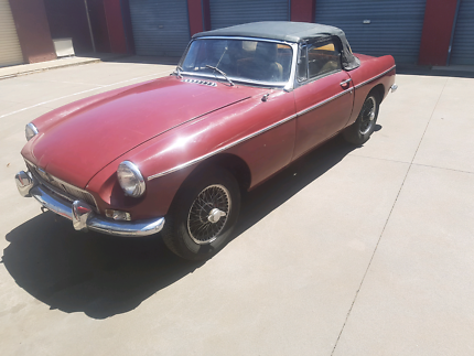 1968 MGB Roadster South Geelong Geelong City Preview
