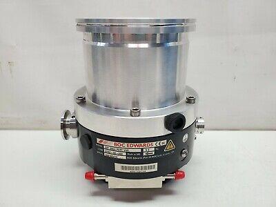 Boc Edwards Ext255h Port Var. Turbomolecular Turbo Vacuum Pump