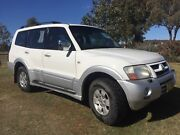2003 Mitsubishi NP Pajero Exceed V6 Auto Cargo Cabonne Area Preview