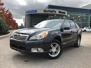 2010 Subaru Outback LIMITED 3.6R LEATHER, GPS, SUNROOF, MULTIMED