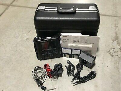 Tektronix Ths720a Handheld Oscilloscopedmm 100mhz 90 Day Warranty