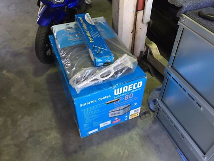 BRAND NEW IN THE BOX WAECO CF-80 FRIDGE FREEZER WITH BAG AND STAND Lake Innes Port Macquarie City Preview