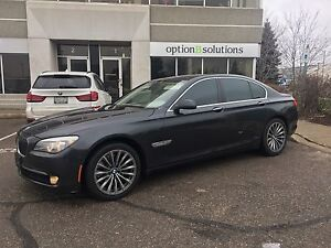 2012 BMW 750ix Leasing & Financing available