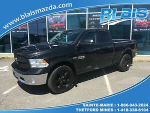 2016 Ram 1500 QUAD CAB 4X4 OUTDOORSMAN
