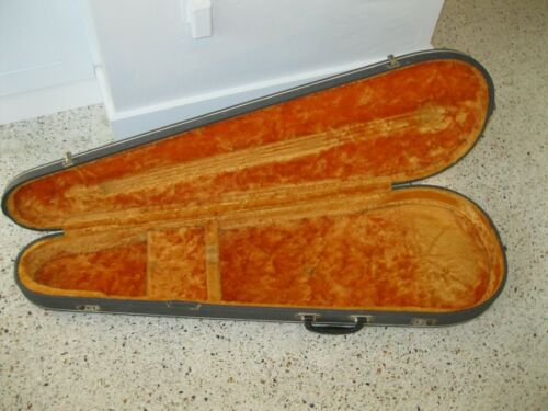 Original vintage 60's VOX Wyman Bass CASE