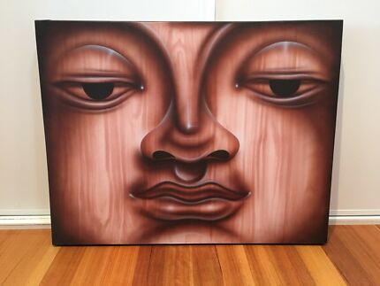 Gorgeous buddha canvas