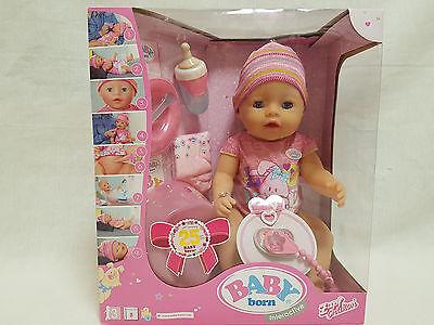 Baby Born , Interactive Puppe , neu und OVP ,  9 Funktionen ,