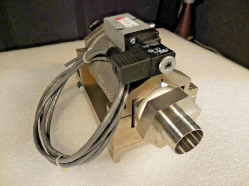 ESG 200 Pneumatic Shuttle Valve For Beer Filling Machinery (2