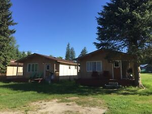 Cabin rental in Seymour arm