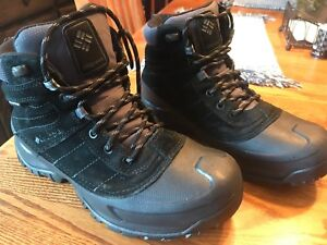Columbia winter boots, size 8 mens