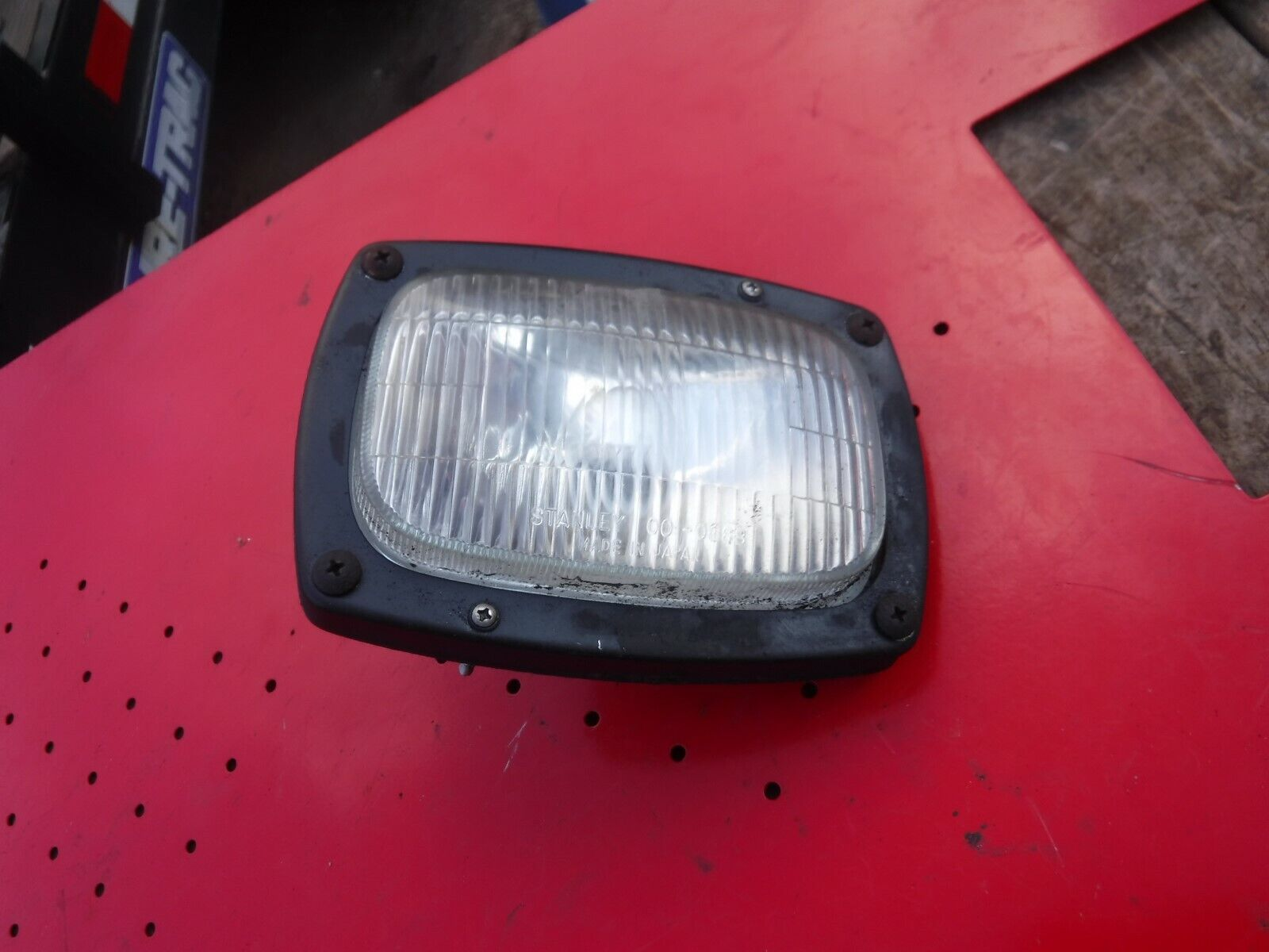 1974 CHAPARRAL 340 SSX snowmobile parts: HEADLIGHT ASSEMBLY