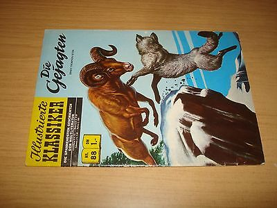 Illustrierte Klassiker Nr.88 (BSV) Die Gejagten 1.Auflage
