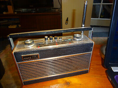 vintage roberts radio Roberts RT22 Transistor radio portable radio segunda mano  Embacar hacia Argentina