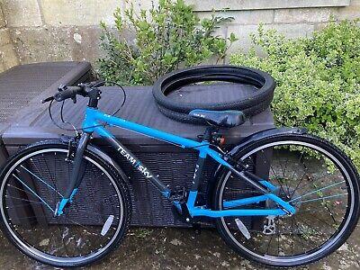 "Frog 69 kids hybrid bike - 26"" wheels, very light frame, great condition, 8-12 y"
