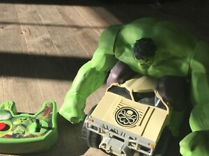 Incredible Hulk Remote Control