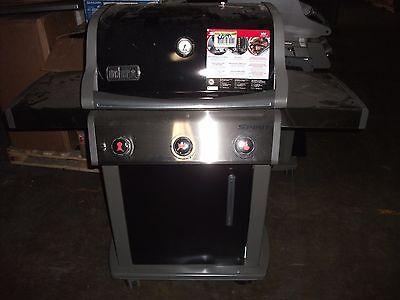 Weber 46510001 Spirit E310 Liquid Propane Gas Grill - Local PU in (Spirit E 310 3 Burner Propane Gas Grill)