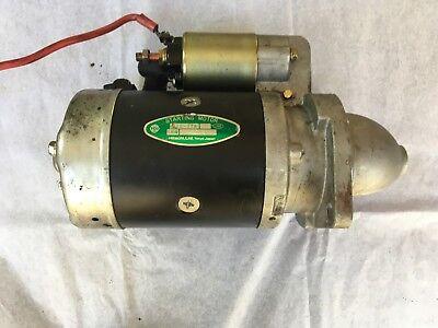 Yanmar Electric Starting Motor
