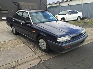 1988 Nissan Skyline Sedan R31 BARGIN AS TRADED ! West Footscray Maribyrnong Area Preview