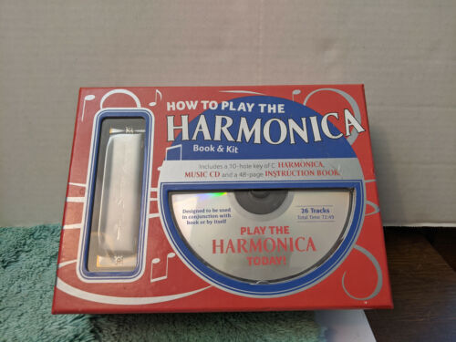 How To Play the Harmonica Gift Set