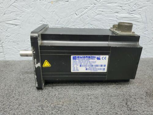 Emerson MGE-455-CONS-0000 Servo Motor 240VAC, 2.46 HP, 3000RPM, 960100-23 A3