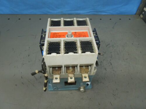 Asea EG 160-1-UL Size 4 Contactor 50-100HP 135A 600V Used