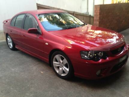 2006 Ford Falcon Sedan XR6 BF MK11 AUTO NEGOTIABLE Neutral Bay North Sydney Area Preview