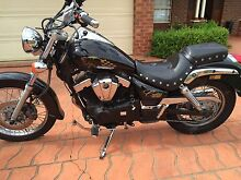 Motorbike For sale 2000KM LAMS approved Strathfield Strathfield Area Preview