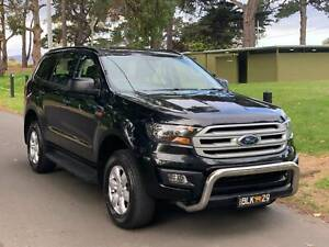 2015 Ford Everest Ambiente 6 Sp Automatic 4d Wagon