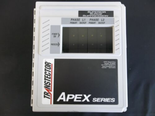 APEX Series Transtector Superior Surge Suppression 1101-452