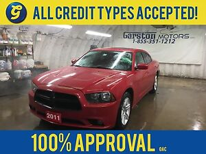 "2011 Dodge Charger SXT*POWER SUNROOF*U CONNECT PHONE*8.4"" TOUCH"
