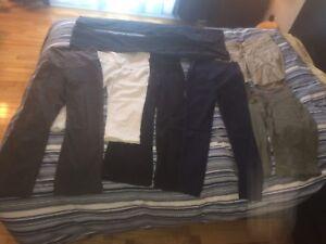 WOW - Sept pantalons de maternité : Seven Maternity pants