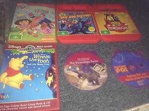 Children's cd and dvd pack Wollongong Wollongong Area Preview
