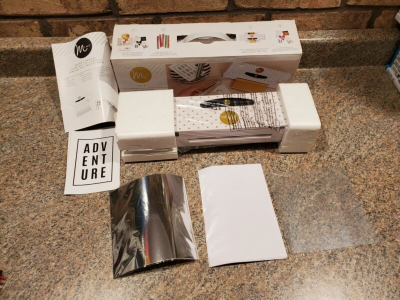 "American Crafts Heidi Swapp Mini Minc 6"" Foil Applicator (UK Version) (Z1)"