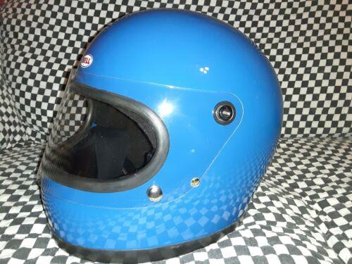 Vintage Bell Star 1970 Snell 7 3/8 Vgc Racing Helmet