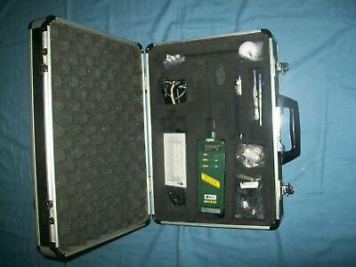 Rae Minirae Plus Pgm-76is Pid Photo-ionization Detector Air Sampler Used