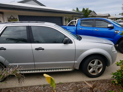 05 ford territory