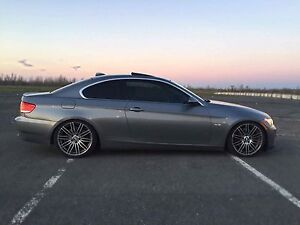 2008 BMW 3-Series 335i Coupé (2 portes) 115 000km A1
