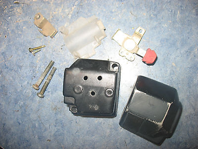 LIGHTS SWITCH HOUSING PARTS 2002 CAN-AM DS50 BOMBARDIER DS 50 02