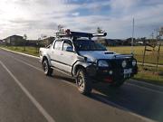 TOYOTA HILUX SR5 4X4 TURBO DIESEL MANUAL  Craigieburn Hume Area Preview