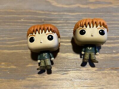 Harry Potter Funko 2020 Advent Calendar Fred & George Weasley Pocket Pops