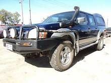 DISMANTLING Nissan Navara D22 WITH BULLBAR, SNORKEL, CANOPY ETC Wingfield Port Adelaide Area Preview