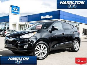 2012 Hyundai Tucson | LIMITED | AWD | LEATHER | ROOF | ALLOYS |