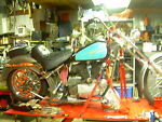 WOLF'S USED HARLEY  PARTS & MORE