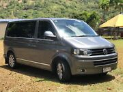 2013 Volkswagen Multivan Highline TD1400 T5 Auto Redlynch Cairns City Preview