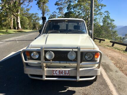 Landcruiser 4X4 60s series 1985 Oxenford Gold Coast North Preview