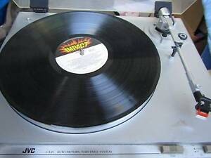 Old JVC Record Player Made Japan Phono Ferntree Gully Knox Area Preview