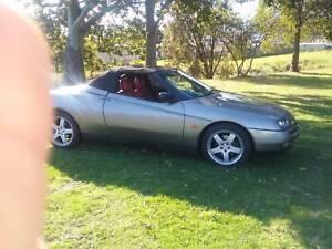 1998 Alfa Romeo GTV Spider